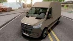 Mercedes-Benz Sprinter 2019 for GTA San Andreas