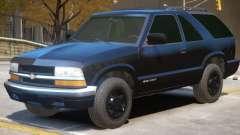 Chevrolet Blazer V1 R3 for GTA 4