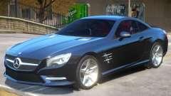 Mercedes SL350 V1 for GTA 4