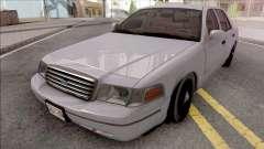 Ford Crown Victoria Civil RHA for GTA San Andreas