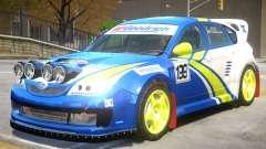 Subaru Impreza Drift V1 PJ7 for GTA 4