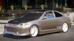 Honda Civic Type-R Upd for GTA 4