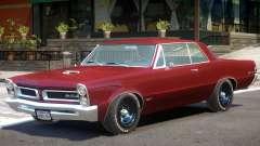 1963 Pontiac GTO for GTA 4