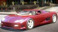 Koenigsegg CC8S V1 for GTA 4