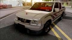 Nissan Datsun 2014 for GTA San Andreas