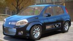 Fiat Novo Uno V1 for GTA 4