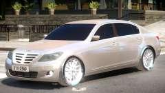 Hyundai Genesis Y08 for GTA 4