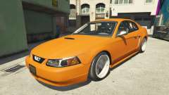Ford Mustang GT 1999 for GTA 5