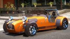 Caterham Superlight V1.2 for GTA 4