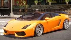 Lamborghini Gallardo SE for GTA 4