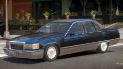 1993 Cadillac Fleetwood for GTA 4