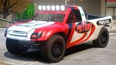 Toyota Tundra Sahara PJ3 for GTA 4