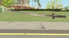 Black Katana for GTA San Andreas
