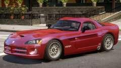 Dodge Viper SRT10 V2 for GTA 4