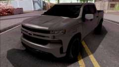Chevrolet Silverado 2019 for GTA San Andreas