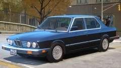 BMW 535 E28 V1.2 for GTA 4