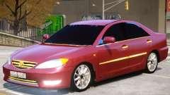 Toyota Camry V2.1 for GTA 4
