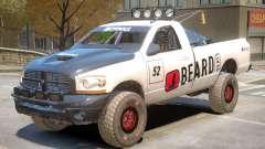 Dodge Power Wagon PJ1 for GTA 4