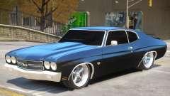 Chevrolet Chevelle 70 V2 for GTA 4