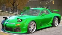 Mazda RX7 V1 PJ1 for GTA 4