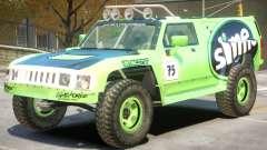 Hummer H3 V1 PJ7 for GTA 4
