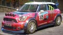 Mini Countryman Rally Edition V1 PJ2 for GTA 4