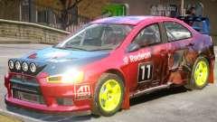 Lancer Evolution X V1 PJ6 for GTA 4
