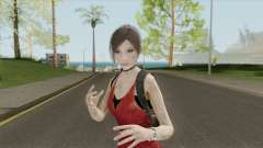 Ada Wong Bandaged (From RE2 Remake) for GTA San Andreas