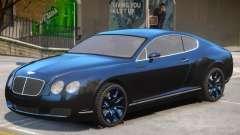 Bentley Continental GT V1 for GTA 4