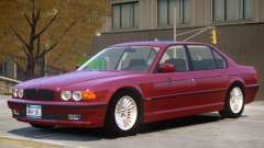 1999 BMW E38 V1 for GTA 4