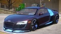 Audi R8 FSI Upd for GTA 4