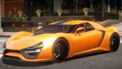 Trion Nemesis V1 for GTA 4