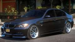 BMW 330i E90 R1 for GTA 4