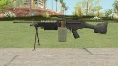 M249 (Battlefield 2) for GTA San Andreas