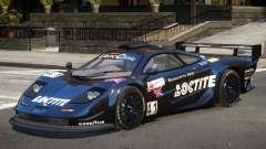 McLaren F1 V1.1 PJ4 for GTA 4