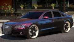 Audi A8 V1.0 for GTA 4