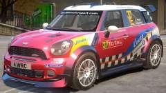 Mini Countryman Rally Edition V1 PJ3 for GTA 4
