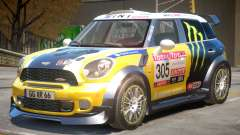 Mini Countryman Rally Edition V1 PJ4 for GTA 4