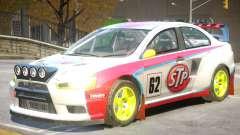 Lancer Evolution X V1 PJ7 for GTA 4