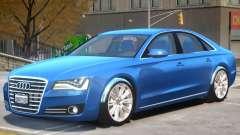 Audi A8 V1 R1 for GTA 4