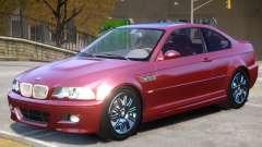 BMW M3 E46 V1.2 for GTA 4