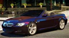 BMW M6 Cabrio for GTA 4