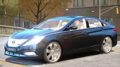 Hyundai Sonata M7 for GTA 4