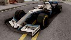 Coche De La Academia F1 for GTA San Andreas