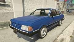 Ford Del Rey GL 1989 for GTA 5