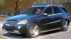 Mercedes Benz ML63 R2 for GTA 4