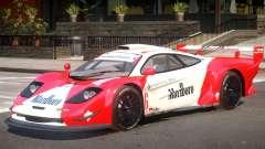 McLaren F1 V1.1 PJ5 for GTA 4
