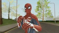 Spider-Man (PS4) Advanced Suit for GTA San Andreas