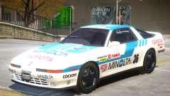 Toyota Supra Turbo PJ1 for GTA 4