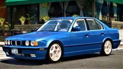BMW 540i V1.0 for GTA 4